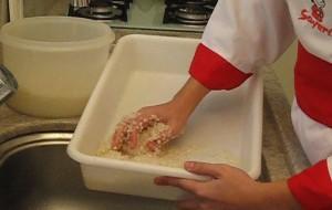 lavar arroz 1