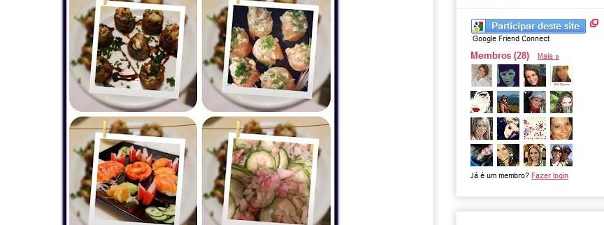 Sushi a La Carte fazendo fama!