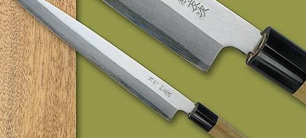 Como escolher sua faca para sushi?