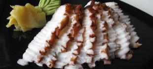 Como fazer Nigiri e Sashimi de Polvo
