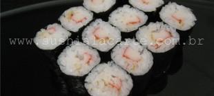 Sushi para 3 casais – quantidades por pessoa