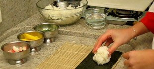 Sushi em Casa sem Bagunça