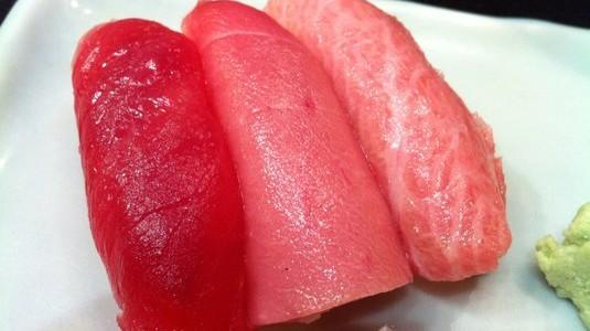 Atum para Sushi: vamos por partes!