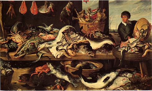 peixaria medieval