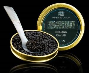 Caviar Legítimo Beluga