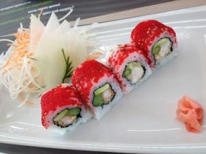 Masago vermelho