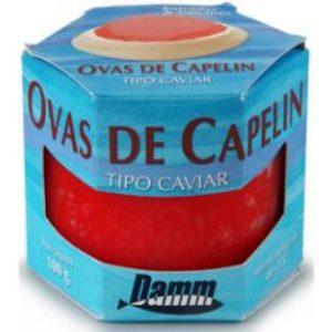 Pote de Ovas de Capelin (masago)